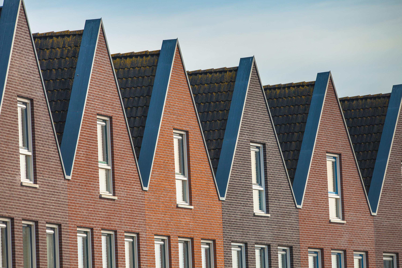 Veel leegstaande woningen in Eindhoven