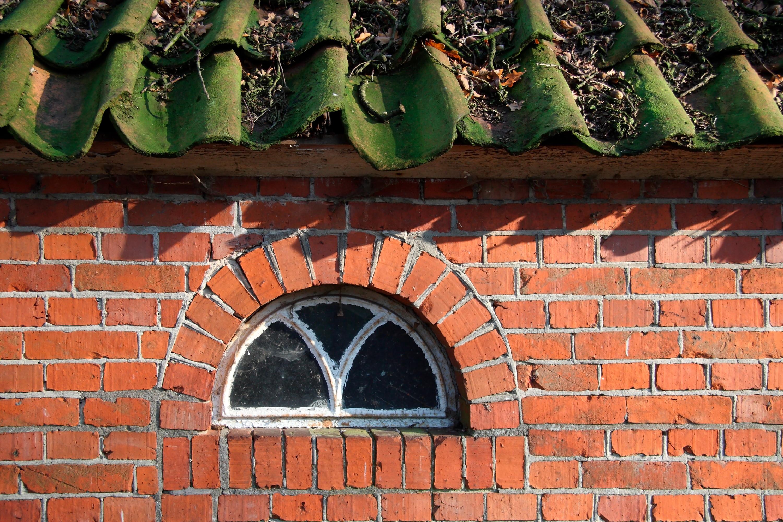 Muren van duurzaam beton